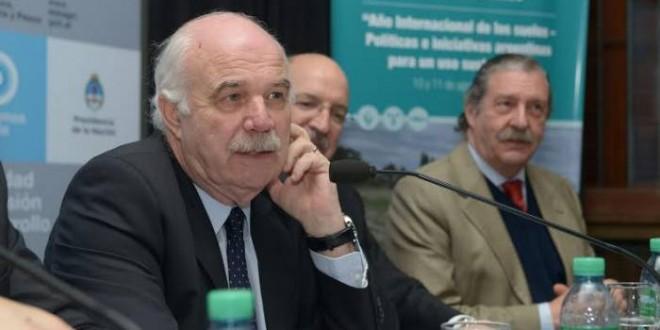 Casamiquela abogó por una nueva ley de suelos