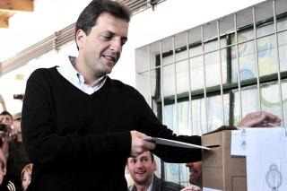 Massa propone alquilar máquinas del voto electrónico a Brasil