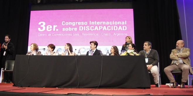 Congreso Internacional sobre discapacidad