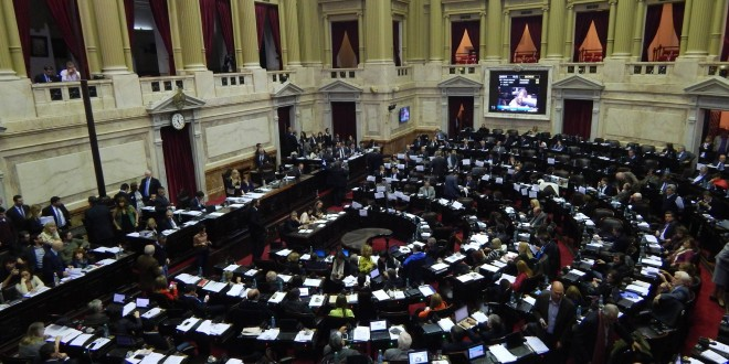 Diputados aprobó creación de la Agencia Nacional de Materiales Controlados (ANMAC)