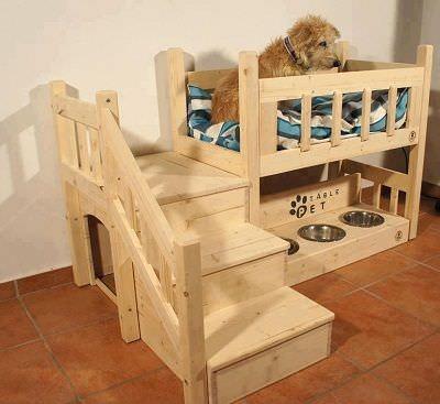 Casas para perros originales7