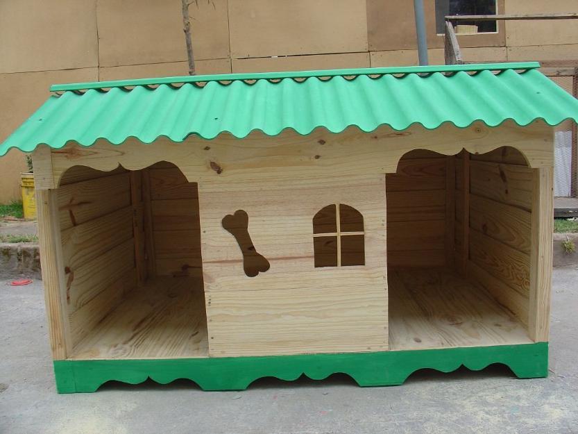 Casas para perros originales - Como hacer una casa para perro grande ...