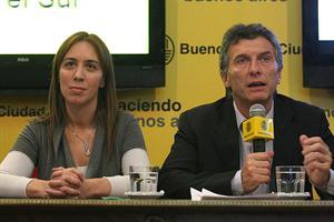 Macri puso a disposición los equipos de la ciudad para asistir a las zonas inundadas
