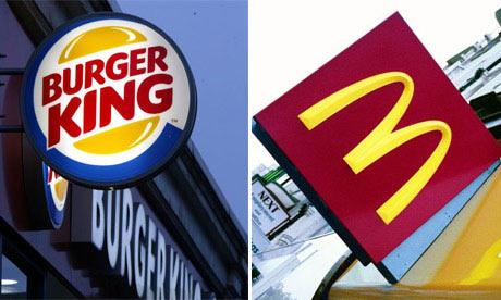 La respuesta de Mc Donald´s al pedido de Burger King