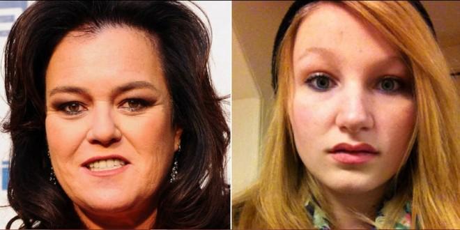 Hija de una famosa conductora de TV huyó con su madre biológica