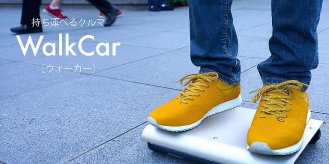Video : Un auto que puedes llevar en tu mochila
