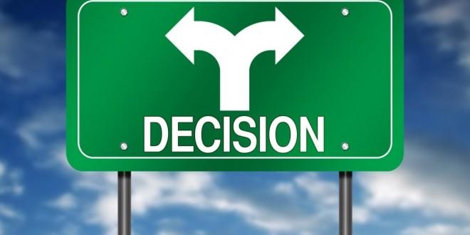 Las decisiones que debes tomar para no arrepentirte en 10 años