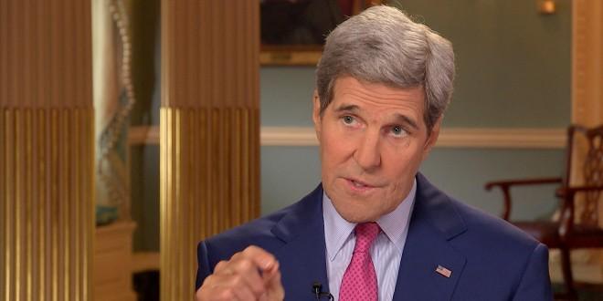 Kerry anuncia una entrevista con disidentes en Cuba