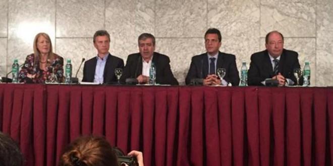 Macri, Massa y Stolbizer se unieron detrás del reclamo por fraude en Tucumán