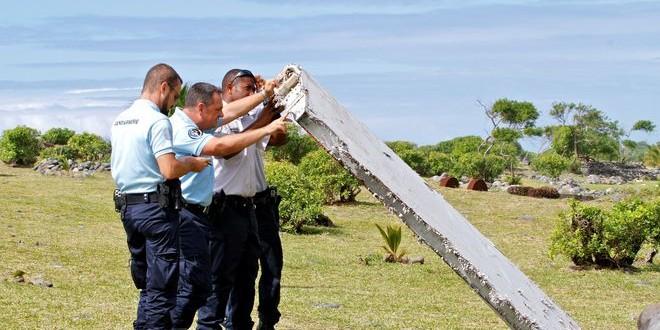 Confirman que los restos hallados en la isla Reunión son del vuelo MH370