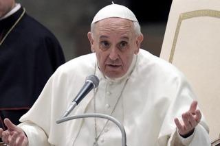"""Francisco concede que se absuelva """"el pecado del aborto"""" a quienes """"estén arrepentidos de corazón"""""""