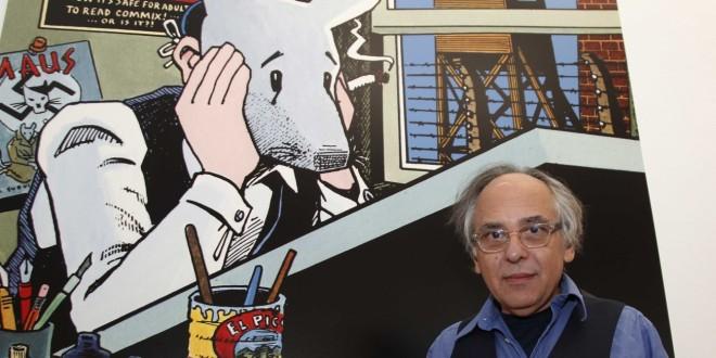 Quino y Show Wordless de Art Spiegelman en Tecnópolis