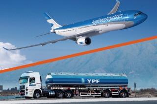 Crece la reputación corporativa de YPF y Aerolíneas Argentinas