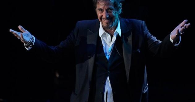 Los consejos de vida que Al Pacino dio a jóvenes estudiantes