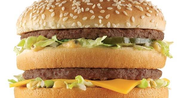 Mirá lo que le pasa a tu cuerpo después de comer una Big Mac