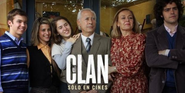"""""""El Clan"""" fue preseleccionada para los premios Oscar"""