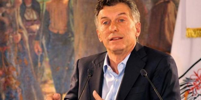 """Macri: """"El kirchnerismo cree en los gobiernos feudales, las dinastías y abuso del Estado"""""""