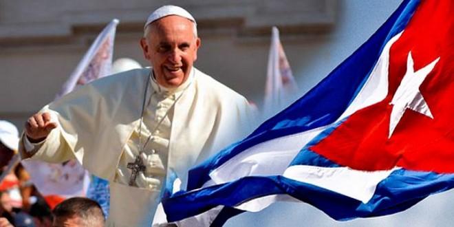 """El papa Francisco en Cuba: """"El mundo necesita reconciliación"""""""