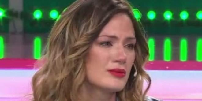 El triste momento de Paula Cháves