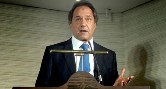 Scioli ya tiene definido más de 20 integrantes de su gabinete