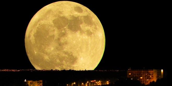 Enterate si podrás ver la 'superluna de sangre' desde tu país este domingo
