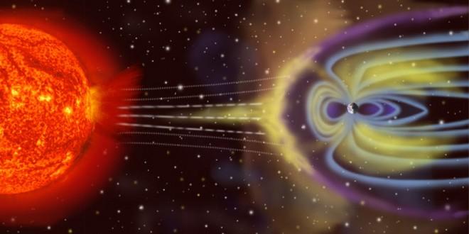 Una tormenta magnética alcanzará la Tierra este domingo