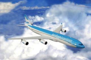 Récord de pasajeros transportados por Aerolíneas Argentinas en fin de semana largo