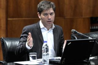 Kicillof len Lima para participar de la cumbre FMI-Banco Mundial
