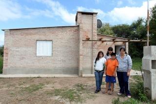 El gobierno nacional lleva construidas 3595 viviendas para pueblos originarios y zonas rurales