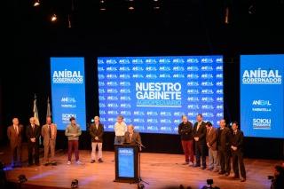 Aníbal Fernández anunció que Gabriel Delgado será su presidente del Banco Provincia