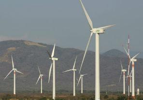 Inauguran un parque eólico en Santiago del Estero