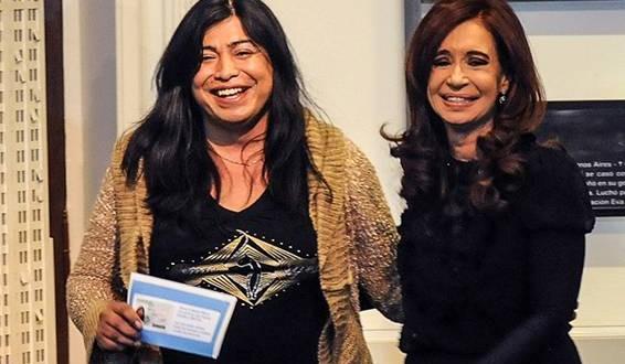 El Consejo Nacional de las Mujeres homenajea a la dirigente trans Diana Sacayán