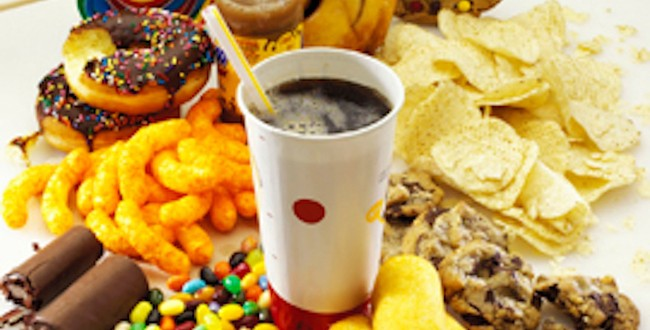 Alimentos que deterioran los dientes