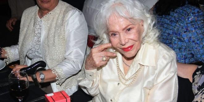 Murió la destacada actriz Elena Lucena