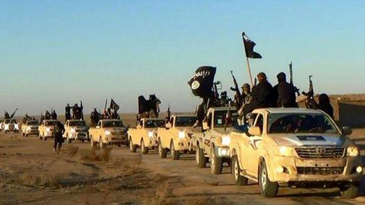 ¿De donde saca ISIS tantas camionetas Toyota?