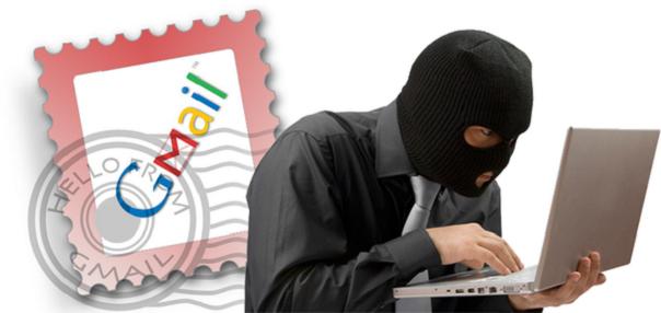 Así te roban roban la clave de Gmail