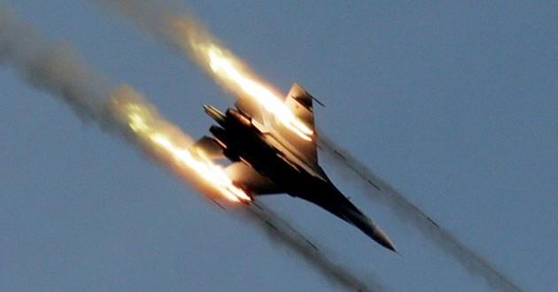 Rusia lanza ataque masivo contra el Estado Islámico en Siria