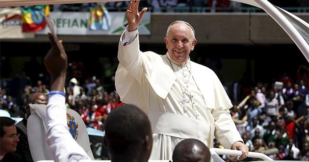 Kenia desarmó célula terrorista justo ntes de visita del Papa