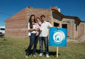 Procrear: 200 mil familias accedieron a la vivienda