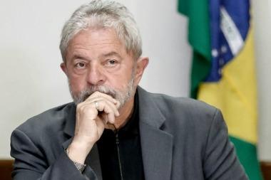 Lula afirmó que no teme ser detenido y reiteró que quiere disputar las presidenciales de 2018