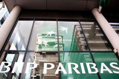Solicitan el procesamiento de 22 directivos del banco BNP Paribas por presunto lavado de activos