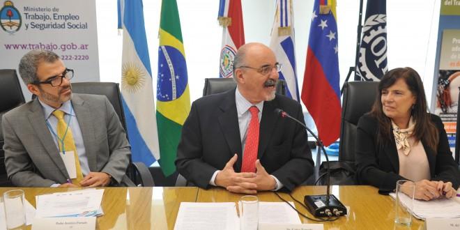 Seminario sobre trabajo infantil del Mercosur