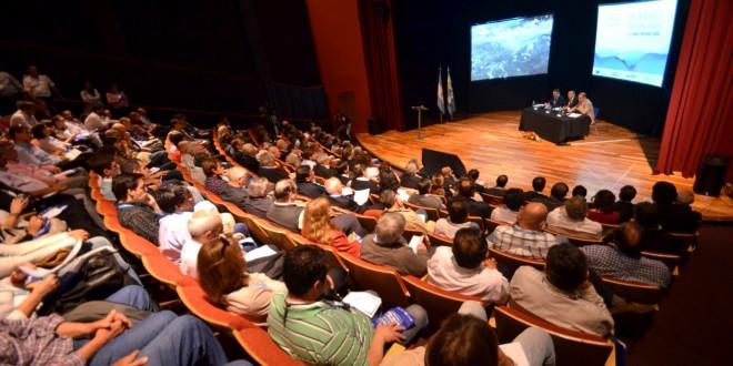 El uso productivo eficiente y sustentable del agua tratan en Mendoza