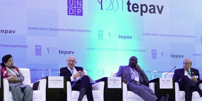 """Timerman: """"El tema de la deuda tendrá en la declaración de la Cumbre del G20 un párrafo especial"""""""
