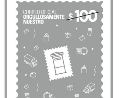 Correo Argentino tiene un nuevo sello postal y re-diseño web