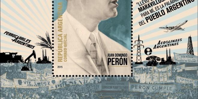 Hombres del Bicentenario Juan Domingo Perón