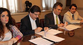 El BCRA y el Ministerio de Educación impulsarán el Plan FinES en el Banco Central