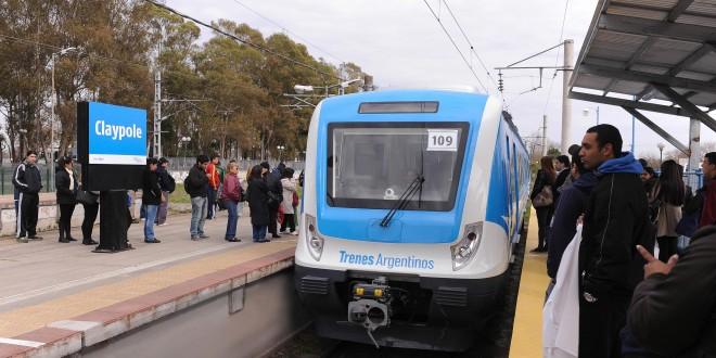 El ramal Constitución Claypole ya se presta con trenes 0km, duplica su capacidad y mejora su frecuencia