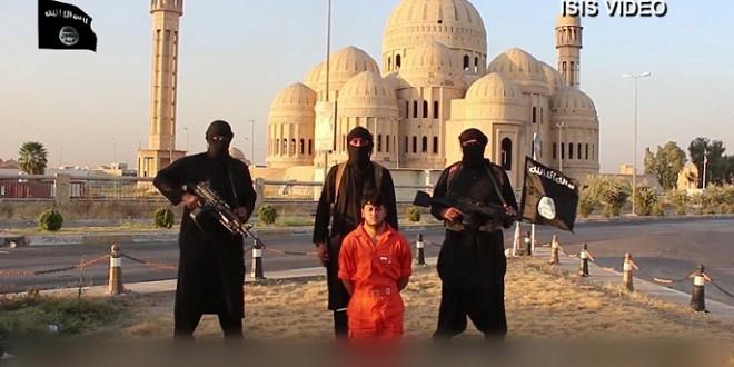 """ISIS advierte: """"El olor a muerte nunca dejará sus narices"""""""
