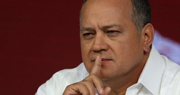Estados Unidos investiga a Diosdado Cabello por vínculos con el narcotráfico